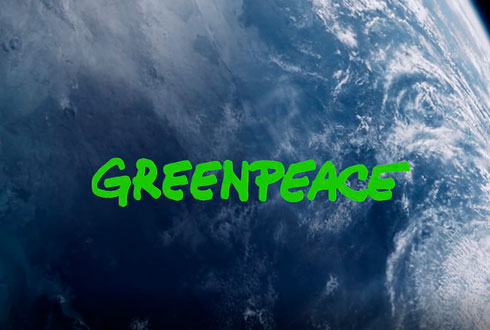 Greenpeace, it's not too late