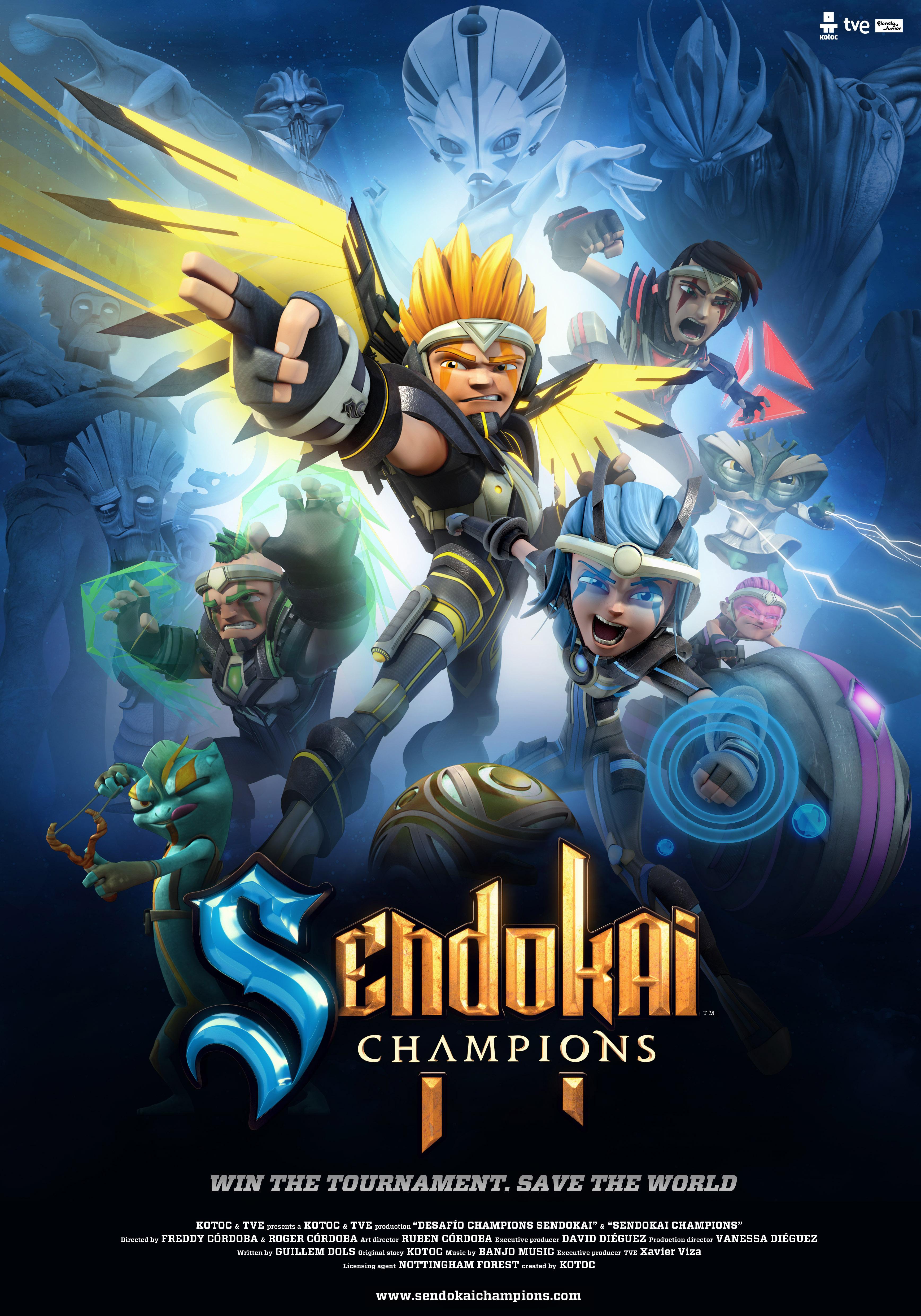 Desafío Champions Sendokai