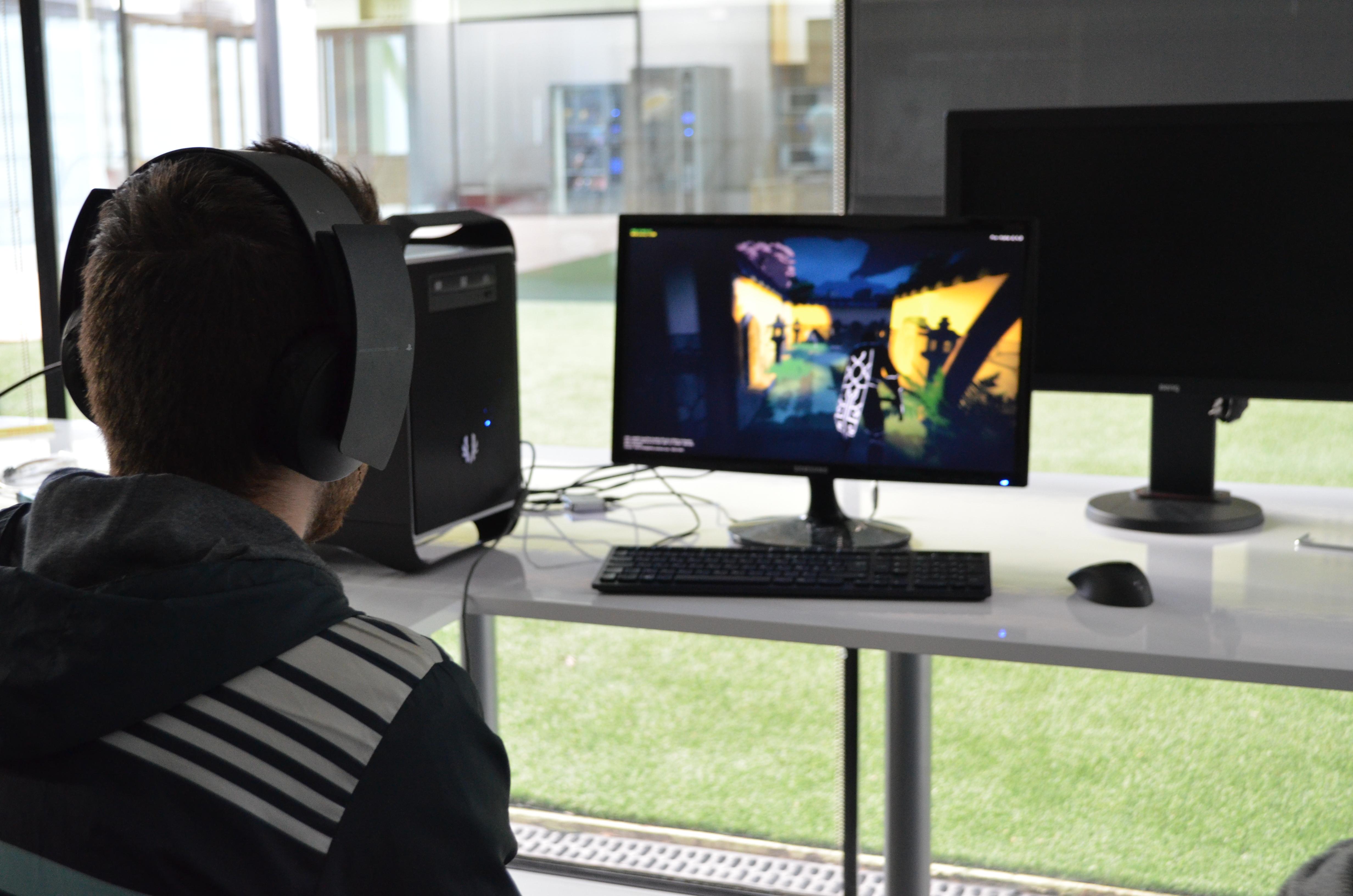 Visita Gamebcn