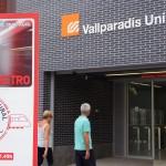 Estació FGC Vallparadís-Universitat