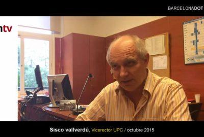 Entrevista a Sisco Vallverdú, vicerrector de la UPC, sobre el Grado en Videojuegos
