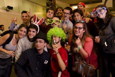 Gran fiesta de graduación del CITM