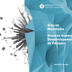 El diseño del alumno del Grado en Multimedia Daniel Lorenzo será portada del nuevo folleto del CITM