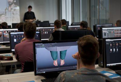 Augmenta la nota de tall dels graus d'Animació i Videojocs del CITM