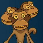 Participa en el concurso de videojuegos y animación Three Headed Monkey Awards. Social Point
