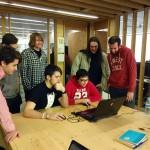 Alumnos del grado en Videojuegos testean proyectos de la aceladora Gamebcn