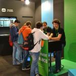 Divertides activitats en videojocs i multimèdia per al Saló de l'Ensenyament 2016