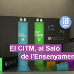Nuevo vídeo de las actividades del CITM en el Saló de l'Ensenyament 2016