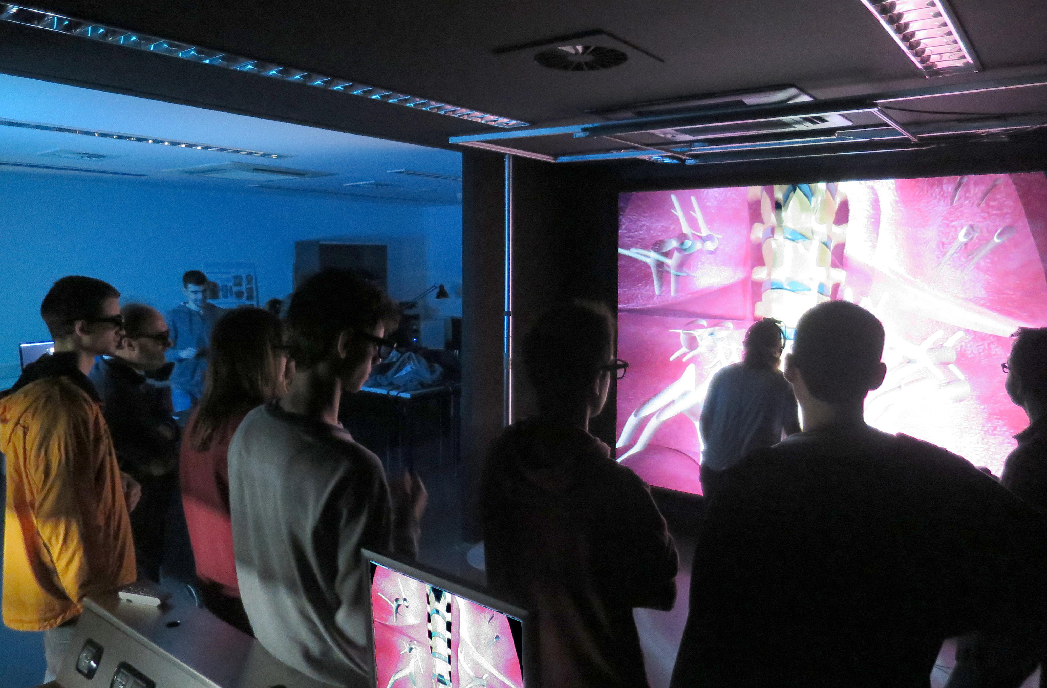 Centre Realitat Virtual