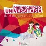 Preinscripció Universitaria