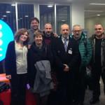 El CITM rep al Comitè d'Avaluació Externa d'AQU Catalunya en el marc de l'acreditació del Grau en Multimèdia