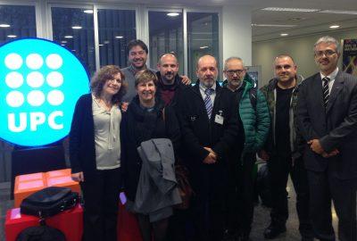 El CITM recibe al Comité de Evaluación Externa de AQU Catalunya en el marco de la acreditación del Grado en Multimedia
