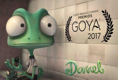 Una animació de Marc Briones, graduat en Multimèdia, premiada al Festival de Sitges i seleccionada per als premis Goya 2017