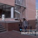 El CITM ha realitzat el vídeo promocional de l'Escola Tècnica Superior d'Enginyeria de Telecomunicació de Barcelona