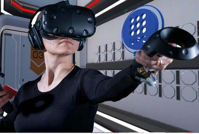 Vive la realidad virtual en el Saló de l'Ensenyament 2017