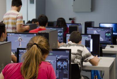El Grado en Multimedia, acreditado con valoración de excelente por AQU Catalunya