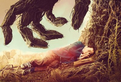 Nuevo Creative CITM sobre los efectos especiales de la película 'Un monstruo viene a verme'