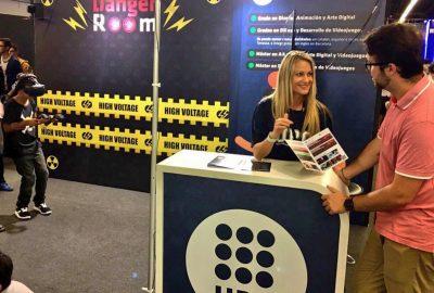 El CITM participa en la última edición de la Barcelona Games World