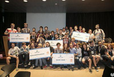 Alumnos del CITM, entre los ganadores de la primera GameJam de la Barcelona Games World