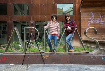 La professora Lola Lapaz dirigeix un documental sobre el músic Sergio Algora