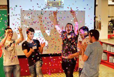 Un equipo de alumnos del CITM gana la última Game Jam de King
