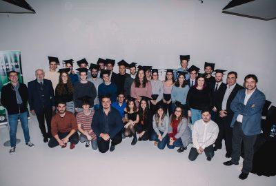 Acte de Graduació CITM 2018