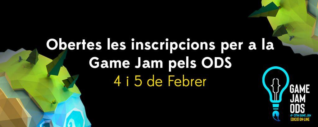 GAMEJAM ODS Link