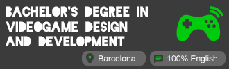 Bachelor's Degree in Video Game Design and Development