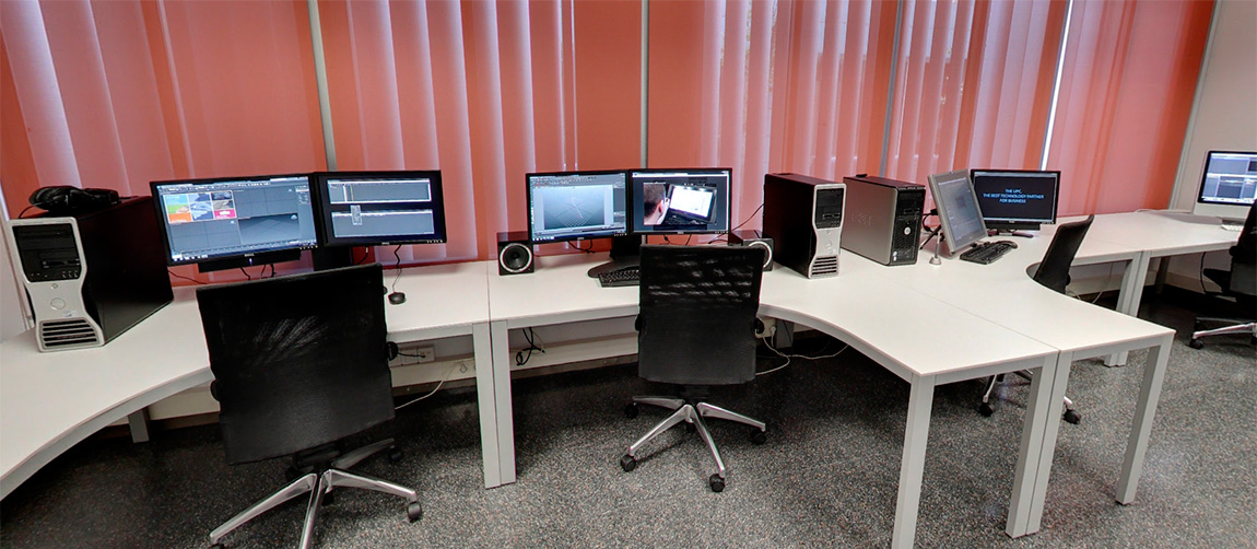 CGI Laboratory, Video & Colour management